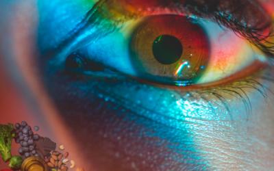 Collegamento tra nutrizione e iridologia