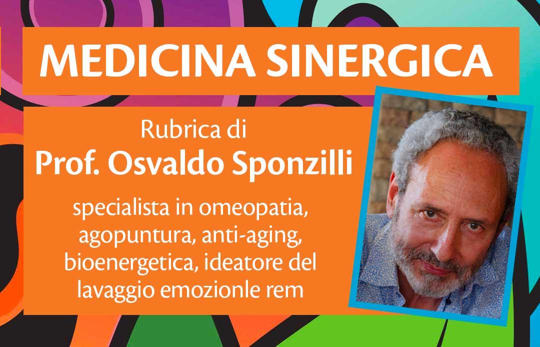 Rubrica Medicina Sinergica Osvaldo Sponzilli