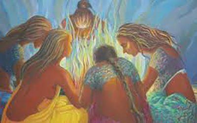 Il sacro femminile – Cerchi per le donne