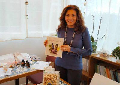 Rosaria Arnone - Nutrizionista Consulente oli essenziali DoTerra