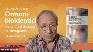 Presentazione Libro Ormoni Bioidentici