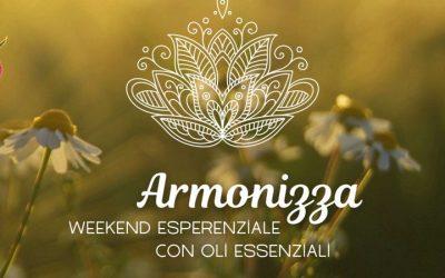 Armonizzati – Week end esperienziale con gli Oli Essenziali